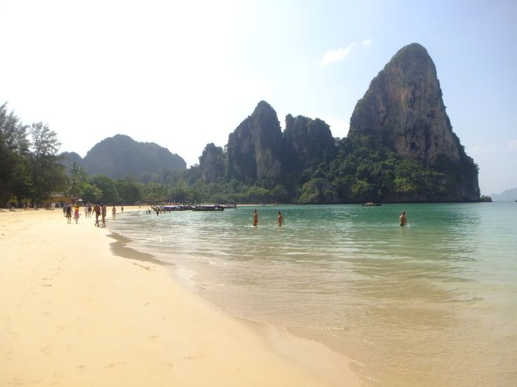 Ao Nang, Krabi Thailand http://paulandcarolelovetotravel.com/aonang/