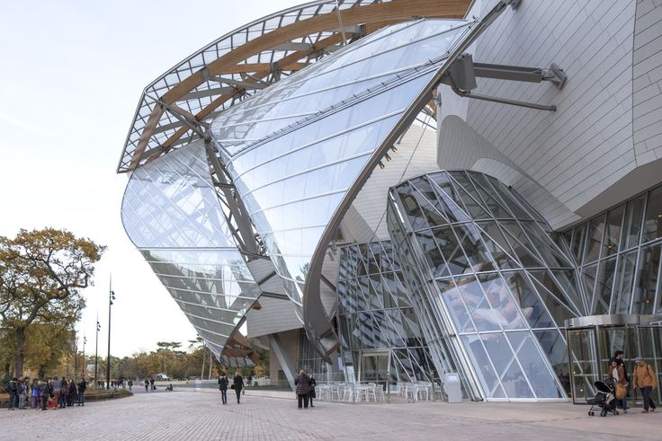 Gallery of Frank Gehry's Fondation Louis Vuitton / Images by Danica O. Kus - 18