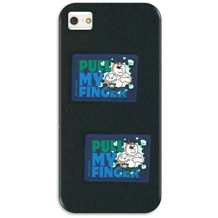 Looking at 'Mobile Screen Cleaner Family Guy  Peter PULL MY FINGER 2 Pack | SHOP.CA - Tech Tats' on SHOP.CA