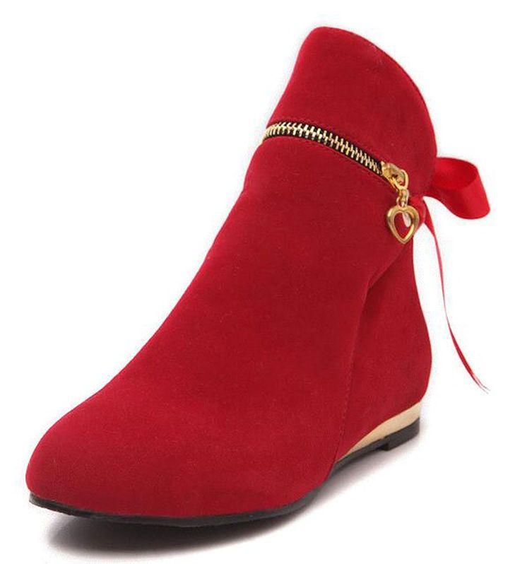 1000  ide tentang Low Heel Ankle Boots di Pinterest | Sepatu boot ...