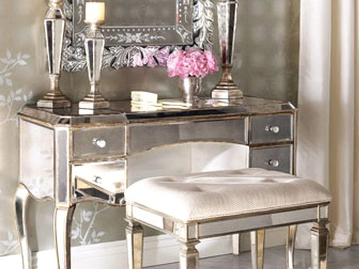 silver vanity table with mirror and bench. home design collections 4you  Childrens Vanity Table With Mirror And Bench Home Best 25 vanity ideas on Pinterest Purple princess