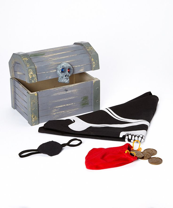 Melissa & Doug Personalized Pirate Chest by Melissa & Doug #zulily #zulilyfinds