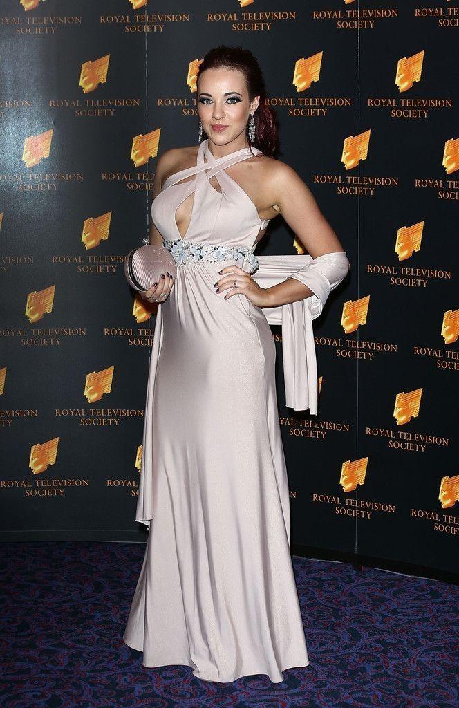 Stephanie Davis Photos: RTS Programme Awards 4 - Celebrity Fashion Trends