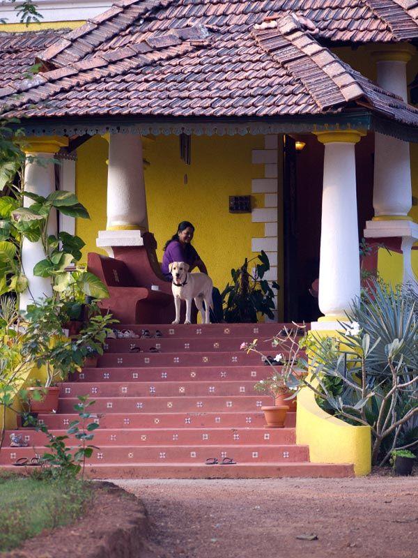 Arco Iris, run by Bennita Ganesh and her family