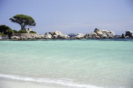 Plage Porto Vecchio, Corse #plage #vacances #paradis