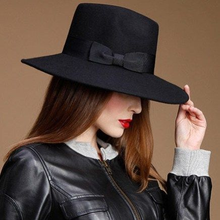 49e78a784f817c Perfectly poised for hiding from the paparazzi || boho accessories boho  chic boho fashion womens boho panama hat hat fashion fedora hats wool hat  crazy hat ...