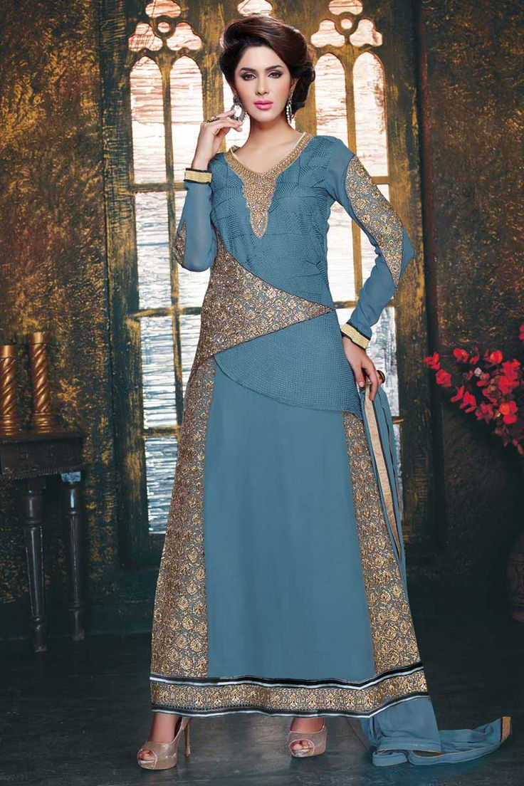 Shop Indian & Pakistani Churidar salwar kameez, get highly attractive  designs and styles at best discount .