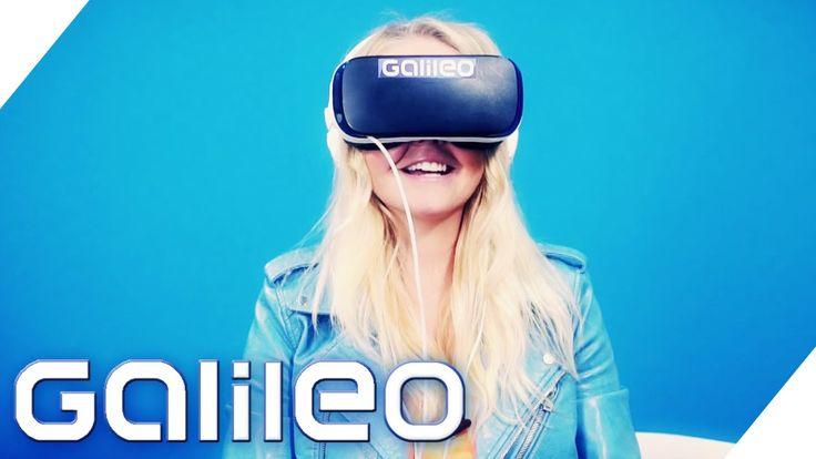 Zum Ersten Mal VR - Die Virtual Reality Woche bei Galileo | Galileo | Pr...