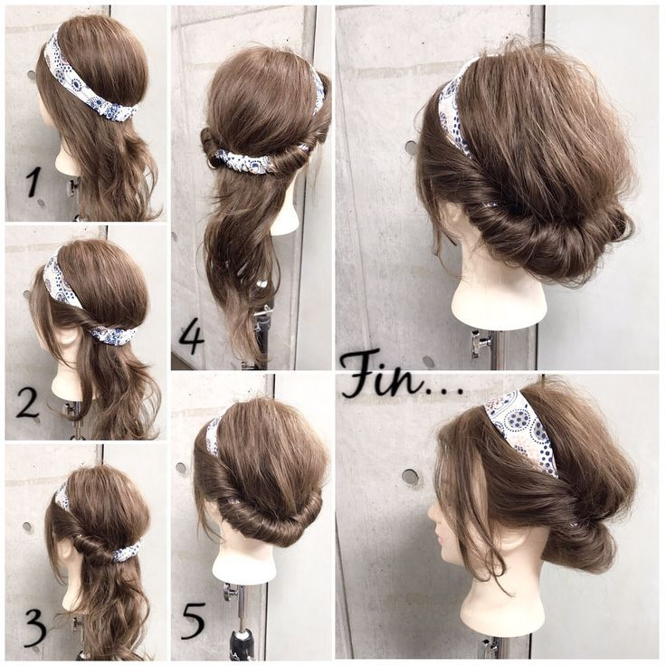 Easy however cute! Introduction of the Gibson Tuck-hair-assembly methodology – Coiffure Girls