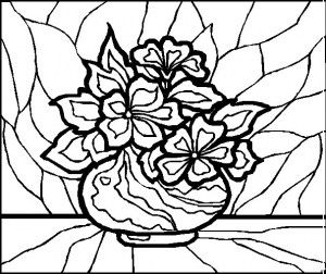 Художественная роспись керамики | Мастер Поделок