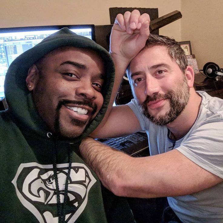 @jamesjr29 and myself finally done the mix for our next Acapella Project. Stay Tuned!! Coming this January  . . #acapella #music #protools #studio #pentatonix #logic #gaming #ps4 #philadelphiaeagles #nerds #partynerdz #cosplay #lukecage #defenders #cosplayer #superhero #marvel #partynerdz #take6 #superman #80s