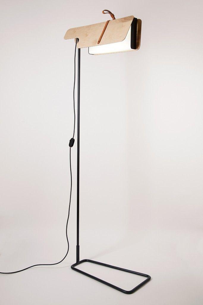 Visor Lamp | Ángulo Cero