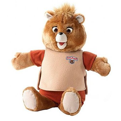 I know you had a Teddy Ruxpin if you were born in the 80's...