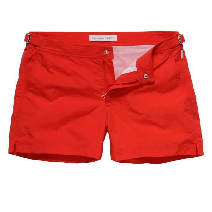 Orlebar Brown Setter's (Rescue Red) - best swimmers I've found to date. Essential summer action.