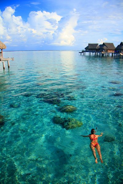 Moorea, French Polynesia, been here! Love it!