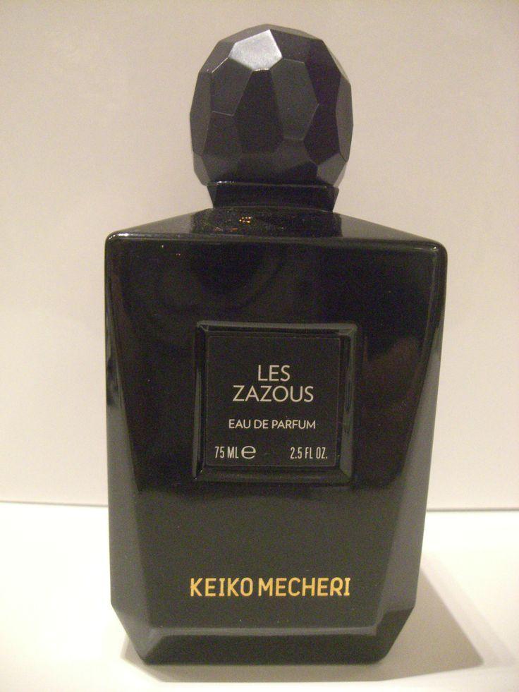 Parfum Keiko Mecheri                               LES ZAZOU