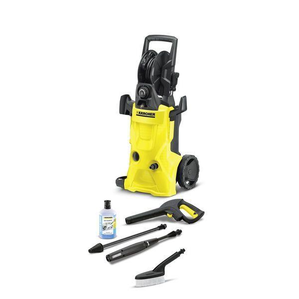 Karcher 1.9kW High Pressure Water Cleaner - Car Kit . #K4-PREMIUM-CAR