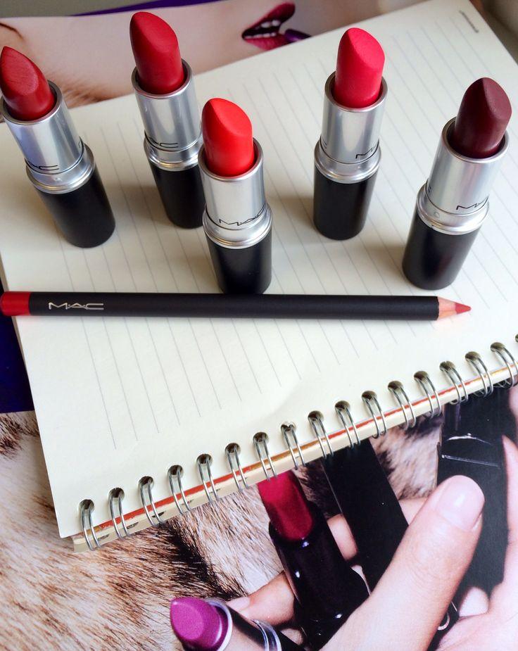 Mac Red Lipstick: 25+ Best Ideas About Mac Relentlessly Red On Pinterest