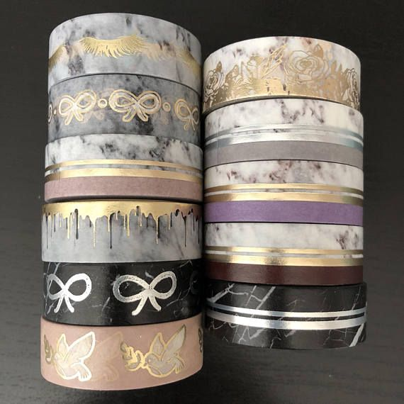 A washi sample is perfect for you if you do not want to commit to a whole roll of washi tape. These samples are perfect to decorate your planner, scrapbooks, notebooks, and just about anything. Each sample is at least 24 and is wrapped on a plastic bobbin/card. Please select the pattern you