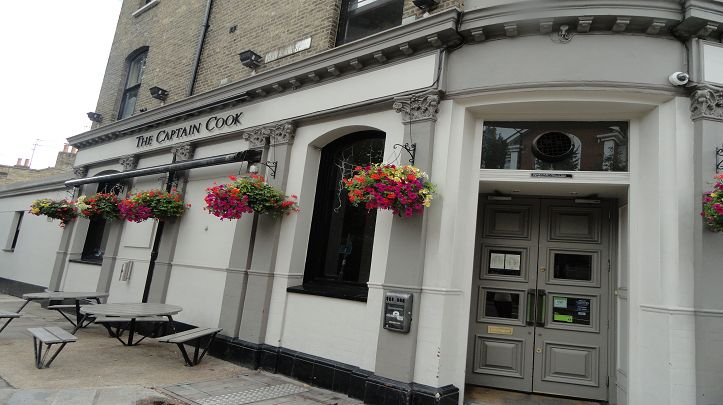 The Captain Cook - Recently refurbished and rebranded, Lost & Co is now better than ever with possibly the most welcoming and attentive staff (judging from my last visit)! The breakfast window is opening between 11am and 12pm each morning, with outdoor seating too – enabling you to enjoy a spot of appetising breakfast whilst the sun is shining in the heart of Putney.