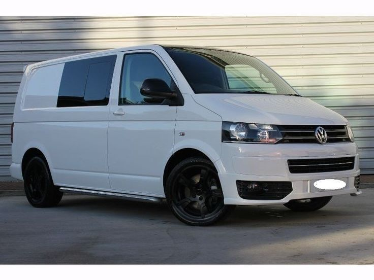 "20"" x4 VW TRANSPORTER T5 T6 SPORTLINE ALLOY WHEELS LOAD RATED 