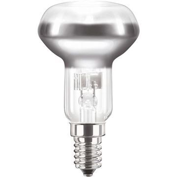 Bec halogen reflector Philips EcoClassic 28W E14 230V NR50 1CT/10 SRP PROMO, 872790025274304 http://www.etbm.ro/becuri-halogen