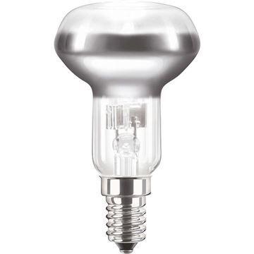 Bec halogen reflector Philips EcoClassic 18W E14 230V NR50 1CT/10 SRP PROMO, 872790082042304 http://www.etbm.ro/becuri-halogen
