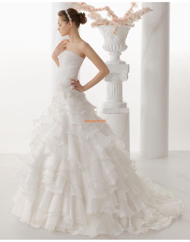 Robes de mariées avec boléros Ruché Lacets Robes de mariée 2015