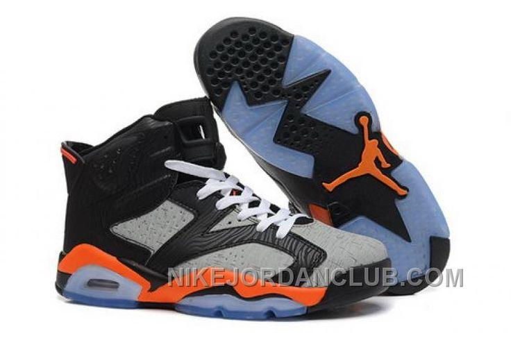 http://www.nikejordanclub.com/netherlands-nike-air-jordan-vi-6-retro-mens-shoes-new-gray-black-orange.html NETHERLANDS NIKE AIR JORDAN VI 6 RETRO MENS SHOES NEW GRAY BLACK ORANGE Only $94.00 , Free Shipping!