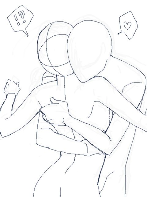 Hug Posture Tip...