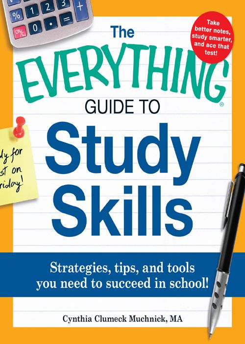 28 best study skills images on pinterest study skills gym and the nook book ebook of the the everything guide to study skills strategies tips and tools you need to succeed in school by cynthia c muchnick at fandeluxe Images