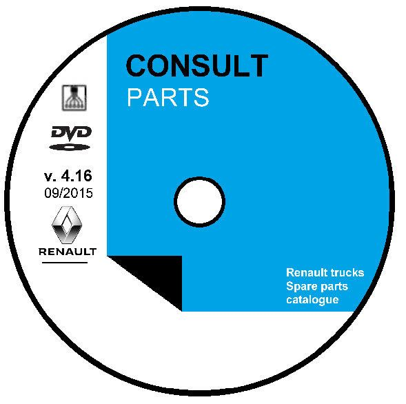 Advertisement eBay) Renault Consult 09/2015 Software Epc