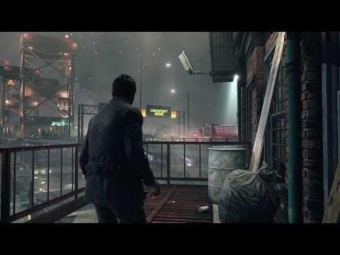 Quantum Break - Gameplay Premiere Gamescom 2014