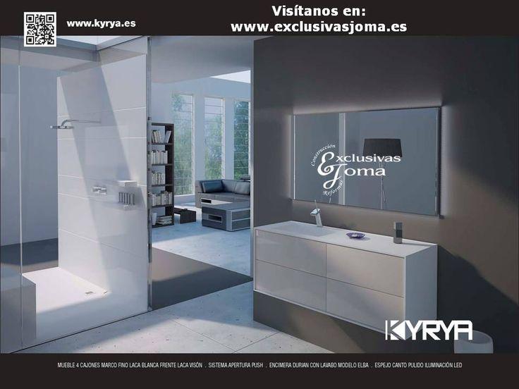 24 mejores imágenes sobre Muebles de baño Kyria en Pinterest