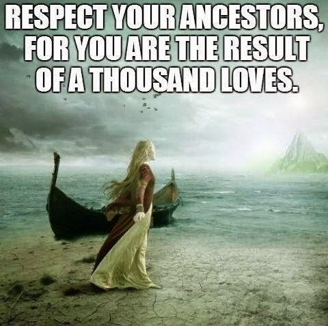 Nordic Wiccan: Ancestor Day