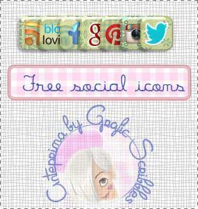 Fantasy-Green Set Social Icons Free http://graficscribbles.blogspot.it/2014/01/Icone-bottoni-social-network-facebbok-twitter-pinterest-gogle-bloglovin-feed-instragram.html