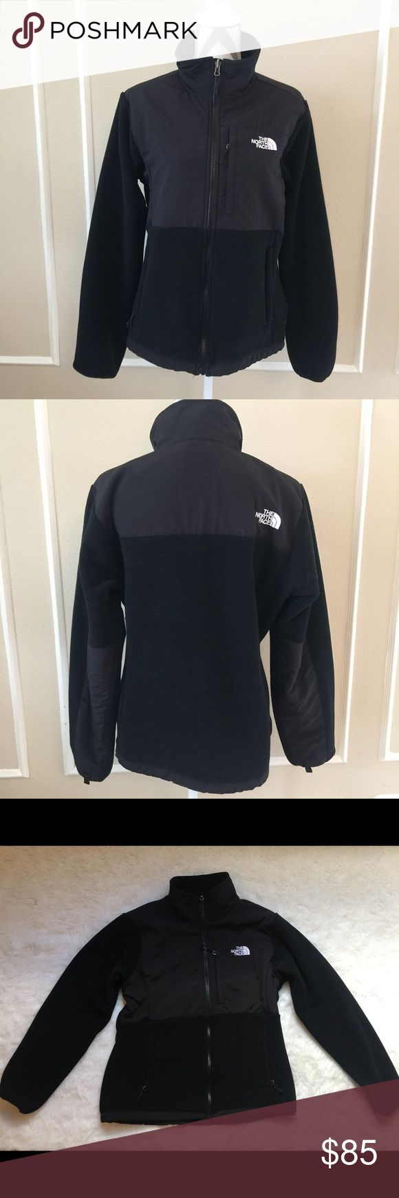NWOT The North Face Black Denali Jacket Brand new, never worn,  Denali jacket by the North Face. Size M. I bought it and never wore it. I have the same jacket which is used and no tags also up for sale if you are interested for $50 The North Face Jackets & Coats