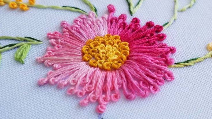 СХЕМА \ PATTERN https://ru.pinterest.com/pin/464996730269338047/ Hi! The most beautiful and simple embroidery on my channel! SUBSCRIBE! Привет! Самая красива...