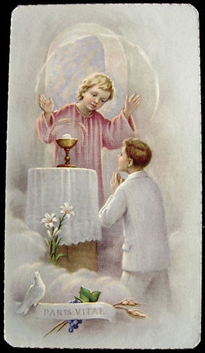 Boy's First Communion