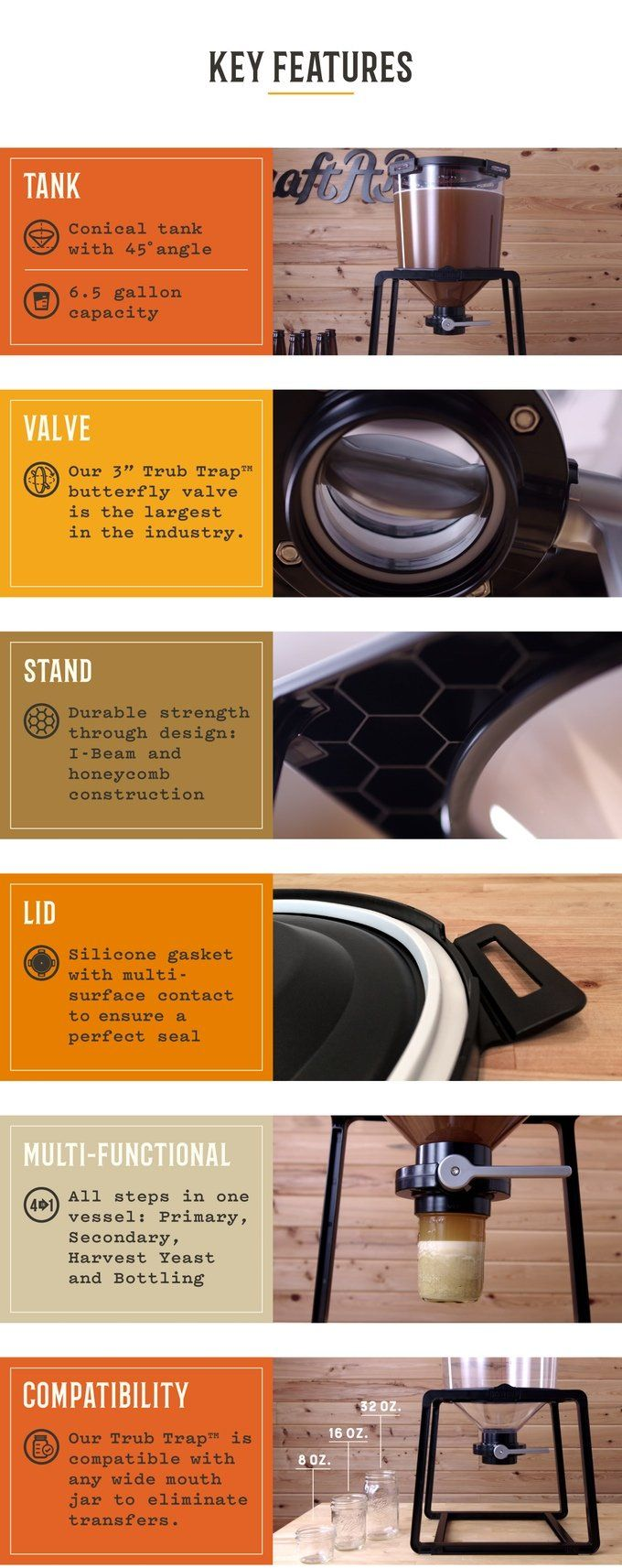 25 best ideas about home brew supplies on pinterest for Craft a brew catalyst