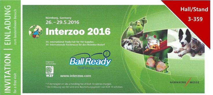 InterZoo.com with BallReady.com