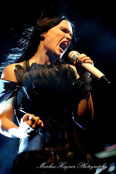 Tarja Turunen live at Poppodium Metropool, Hengelo, Netherlands. The Shadow Shows, 22/10/2016