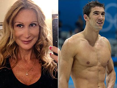 Another Lap for Michael Phelps's Self-Proclaimed Girlfriend | Advocate.com