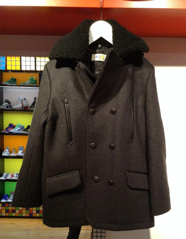 Wool coat Little Eleven Paris