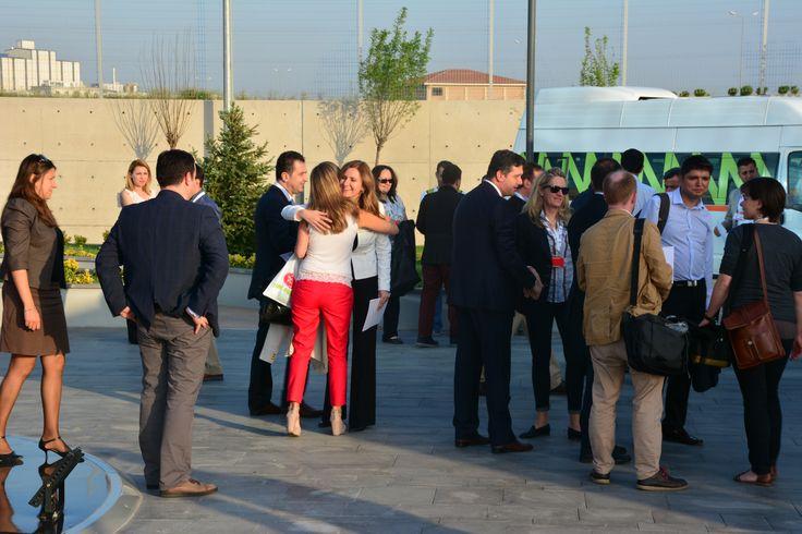 #iaapa #spring #forum #istanbul #Turkey #polinwaterparks #company #plant #tour #sohret #pakis