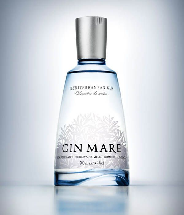 Gin Mare – Packaging Design by SeriesNemo