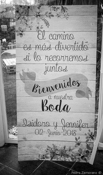 """Ideas originales para bodas: u00a1decorad vuestro """"su00ed, quiero"""" con carte…"""