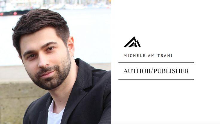 Michele Amitrani è un autore indipendente originario di Roma che ora vive a Vancouver, nella bellissima Columbia Britannica.