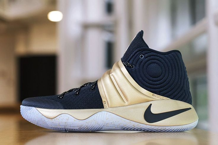 Kyrie Irving's NBA Finals Game 1 PE: Nike KYRIE 2 - EU Kicks: Sneaker Magazine