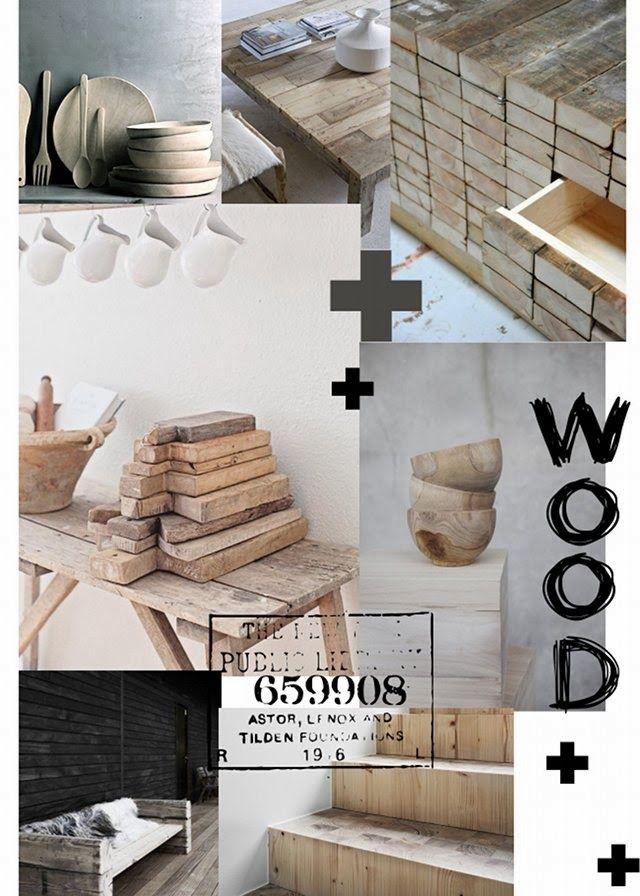 Méchant Design: wood